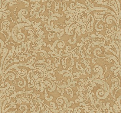 Albemarle Damask Wallpaper