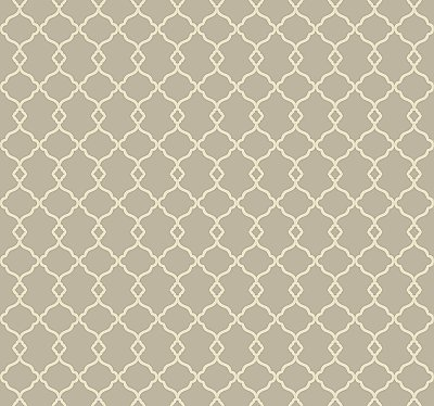 Chippendale Fret Wallpaper