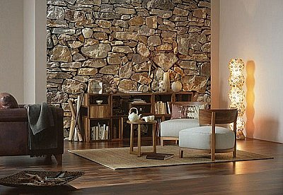 Stone Wall Mural 8-727