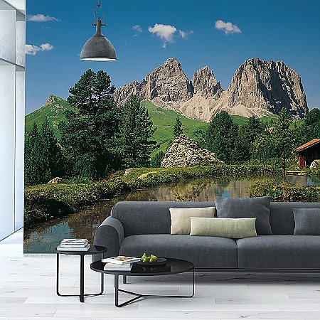 Dolomites Wall Mural