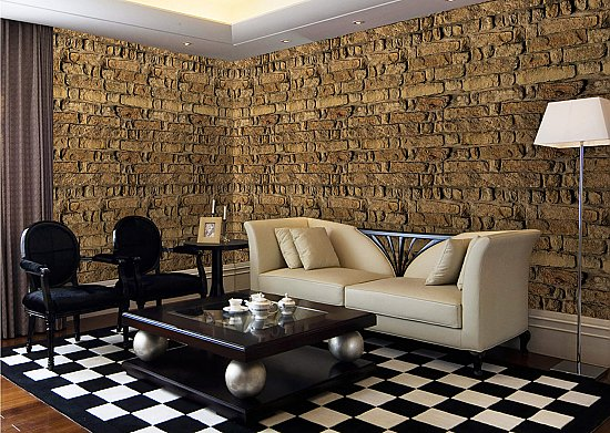 Stone Wall (Repeating Pattern)