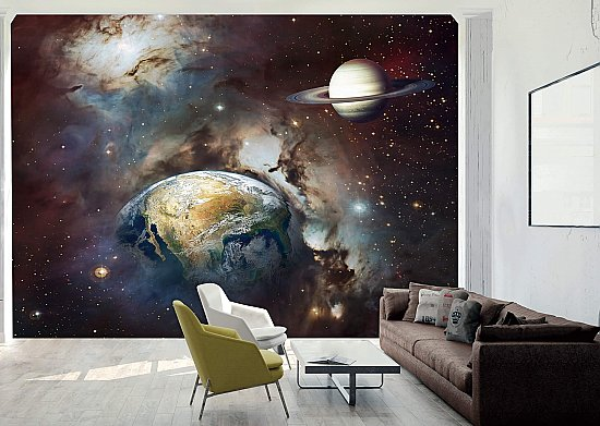 Stratosphere Wall Mural