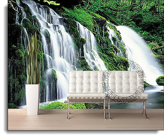 Royale Falls Mural 1830 DS8030