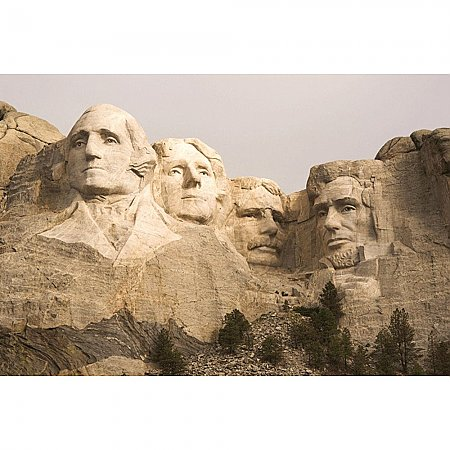 MT RUSHMORE Paste the Wall Mural by Brewster 99080