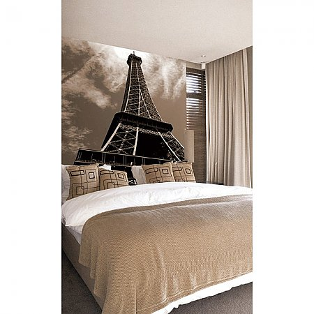 EIFFEL TOWER Paste the Wall Mural by Brewster 99081
