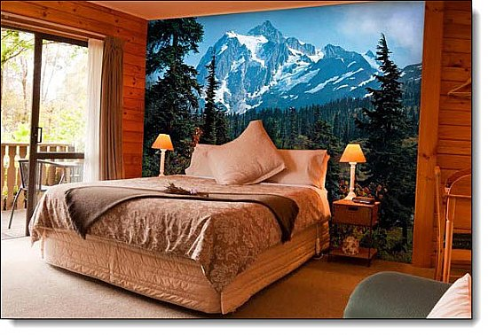 Mountain Morning Mural 211