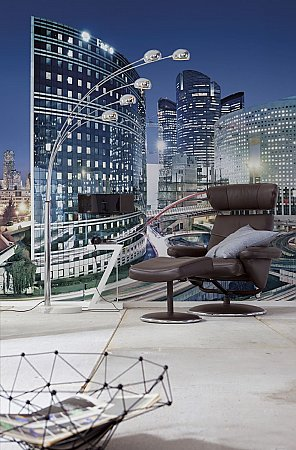 La Defense Wall Mural 8-912 roomsetting large