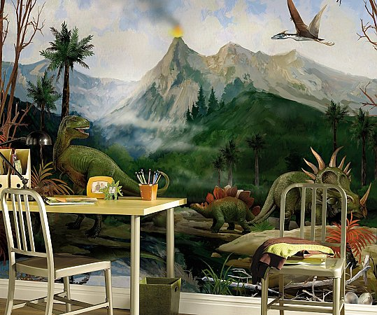 Dino by Candice Olson Wall Mural