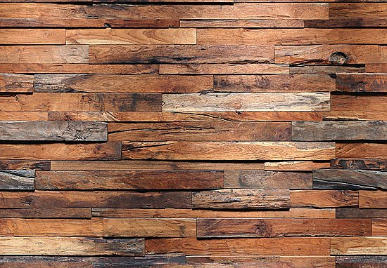 Reclaimed Wood DM150 by Ideal Decor