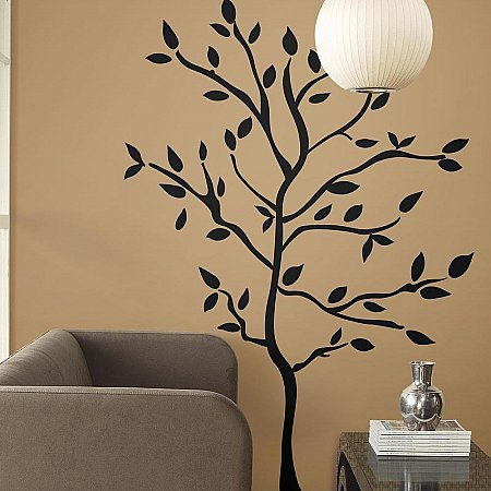 TREE BRANCHES PEEL & STICK WALL DECALS