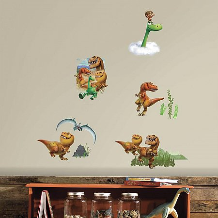 THE GOOD DINOSAUR PEEL AND STICK WALL DECALS
